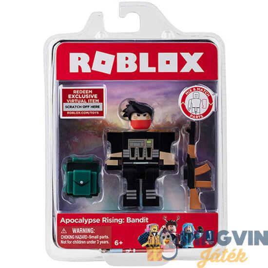 Roblox: Apocalypse Rising: Bandita figura