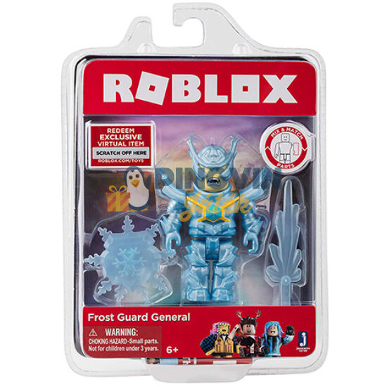 Roblox: Frost Guard General figura