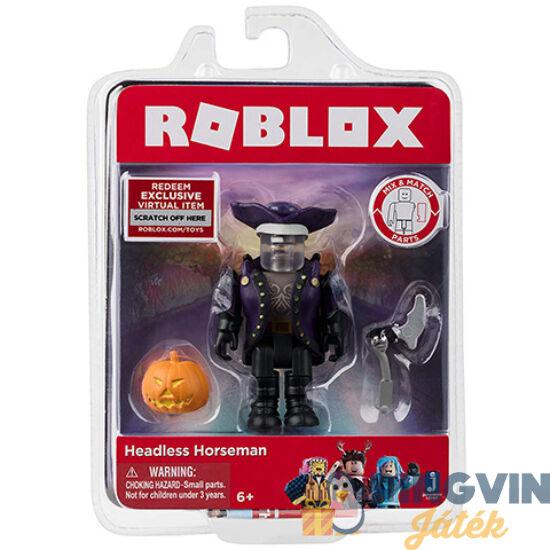 Roblox: Headless Horseman figura