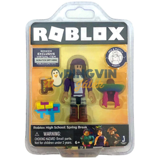 Roblox: High School Spring Break figura