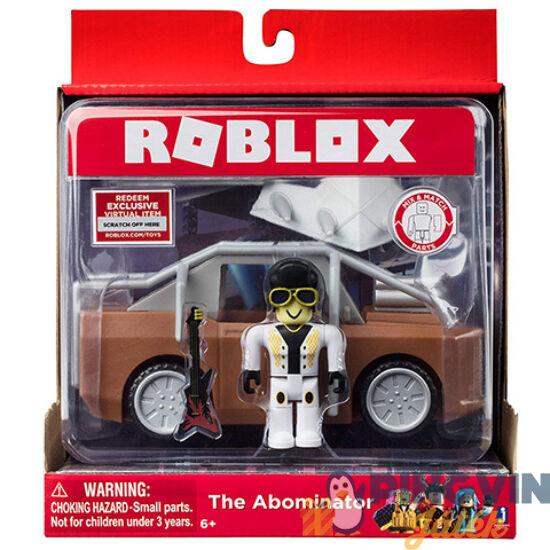 Roblox: The Abominator figura járgánnyal