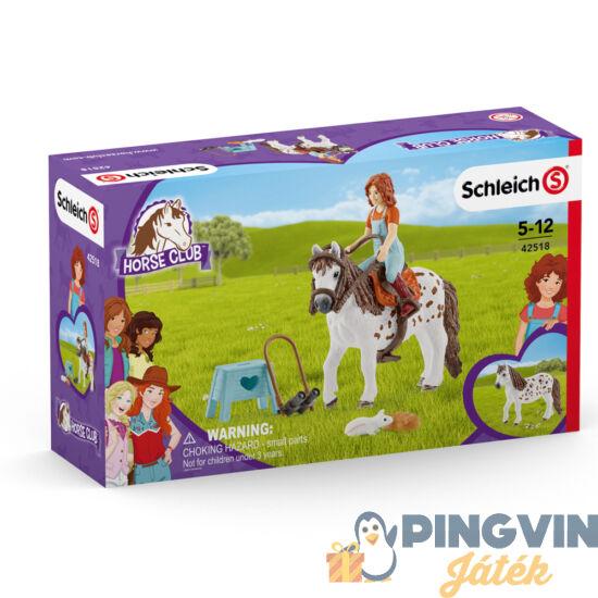 Schleich Horse Club, Mia és Spotty S42518