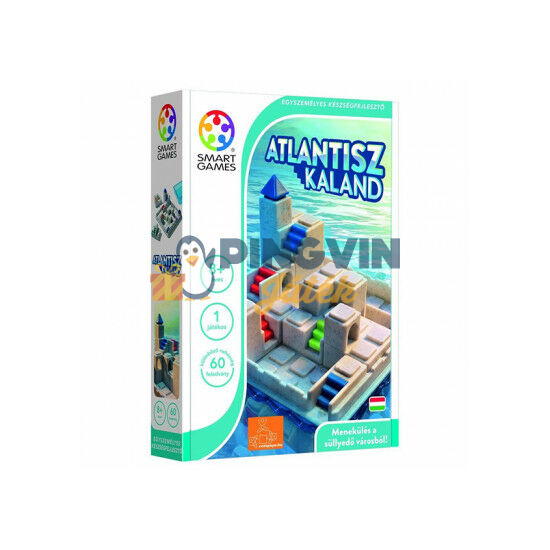 Smart Games - Atlantisz kaland