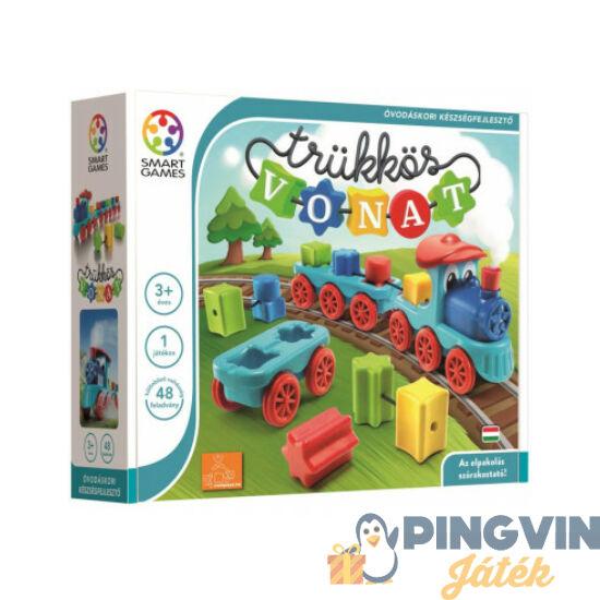 Smart Games - Trükkös vonat társasjáték (SG 040)