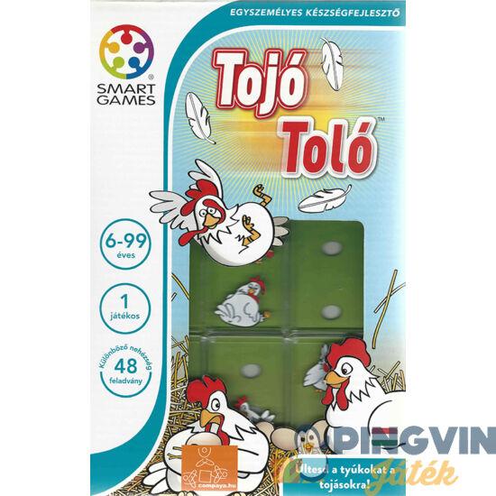 Sohni-Wicke - Smart Games Tojó-Toló társasjáték (SG 436)