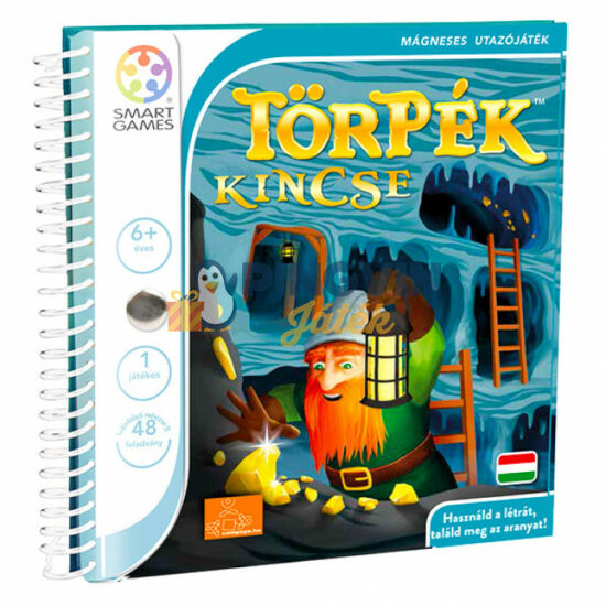 Smart Games - Magnetic travel - Törpék kincse