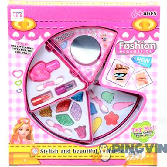 Smink készlet tükörrel - MK Toys