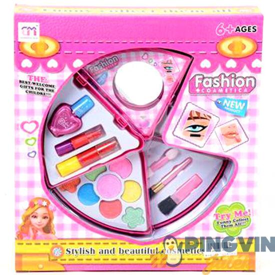 Smink szett rúzzsal, parfümmel és szemfestékkel - MK Toys