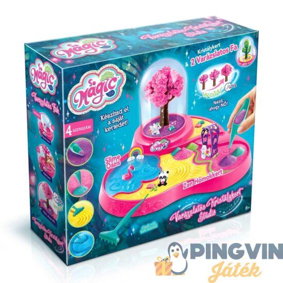 So Magic: Varázslatos kristálykert óriás szett - Flair Toys