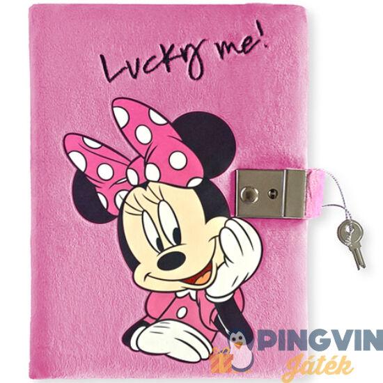 Starpak: Minnie plüss napló