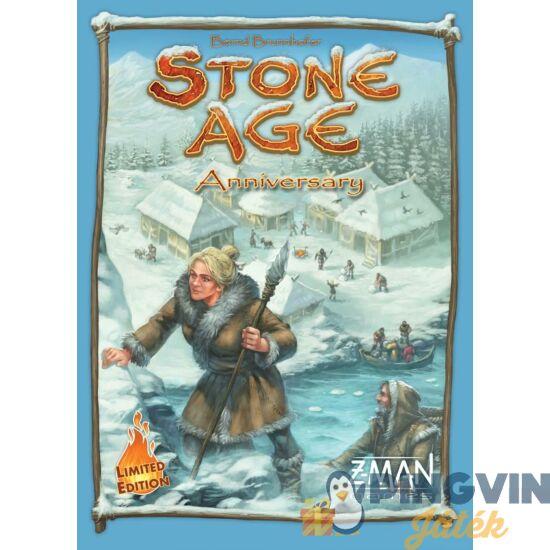Stone Age Anniversary társasjáték - Piatnik