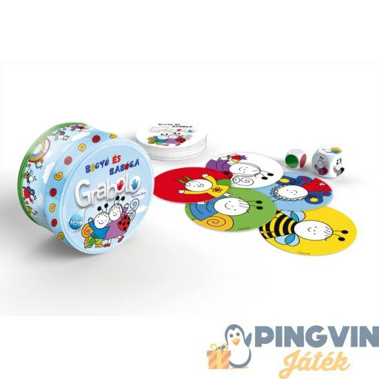 Creative Kids - Grabolo Bogyó És Babóca társasjáték- Stragoo (G008)