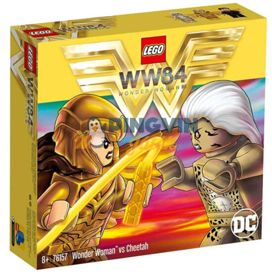LEGO® Super Heroes Wonder Woman VC Cheetah 76157