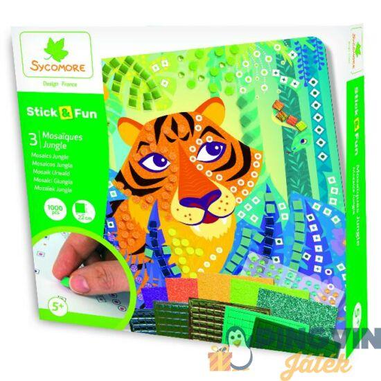 Sycomore: Mozaikkép készítő - Dzsungel