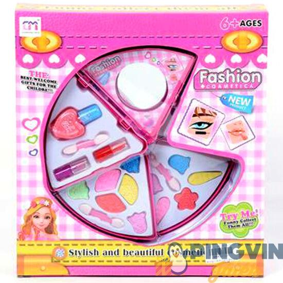 Szétnyitható smink készlet tükörrel - MK Toys