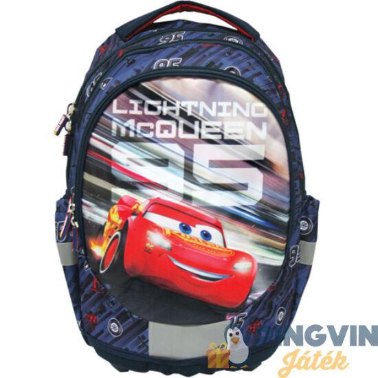 Verdák 3 ergonomikus iskolatáska hátizsák 36*16*28 cm