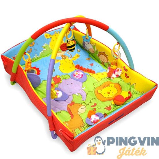 Alexis - Állatos átalakítható játszószőnyeg