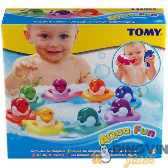 Tomy -  Dó-ré-mi delfinek fürdőjáték