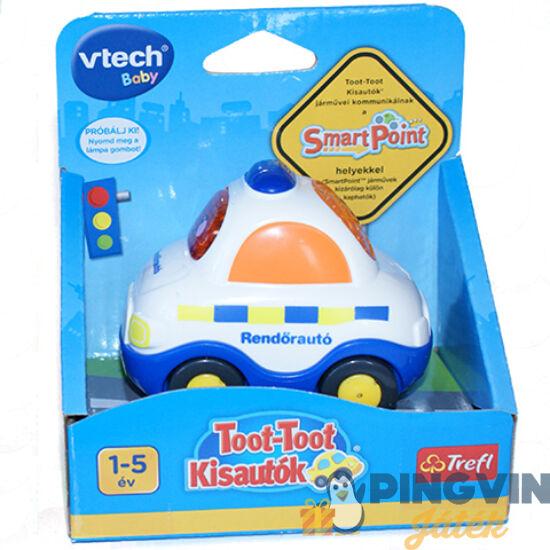 V-Tech - Toot-toot kisautók: rendőrautó (60626)