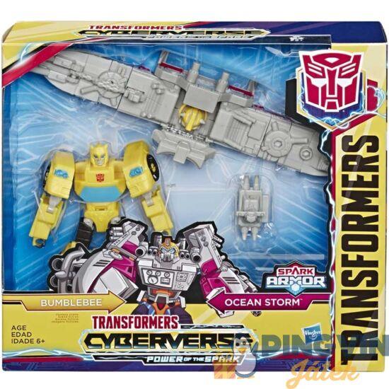 Transformers: Cyberverse Spark Armor Űrdongó - Hasbro