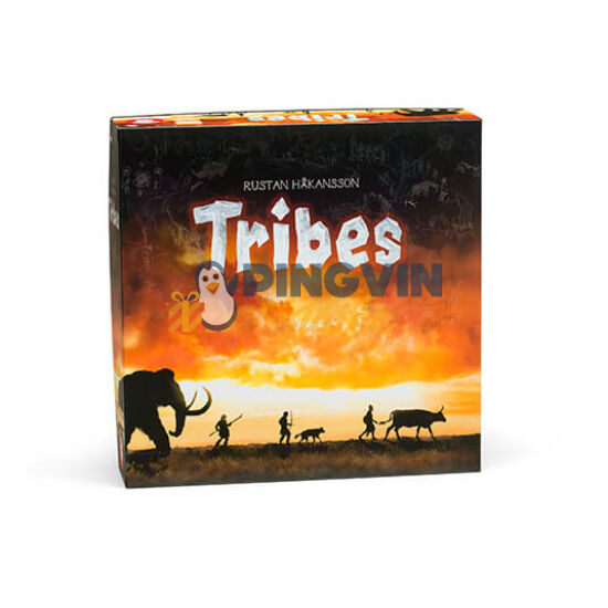 Tribes stratégia társasjáték