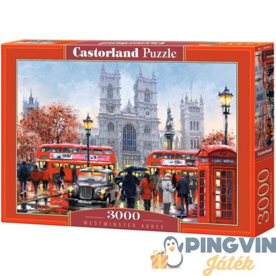 Westminsteri apátság 3000db-os puzzle - Castorland