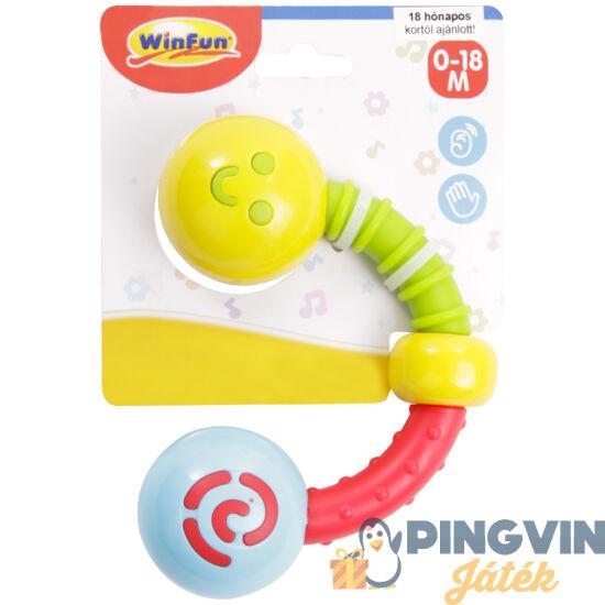 WinFun - Baby csörgő hernyó