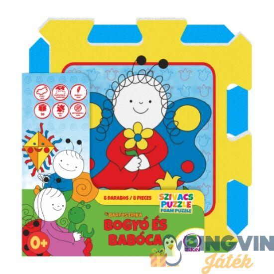 Zikin Szőnyeg puzzle - Bogyó és babóca