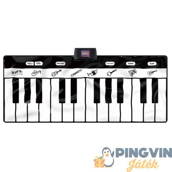 Zongora óriás játszószőnyeg