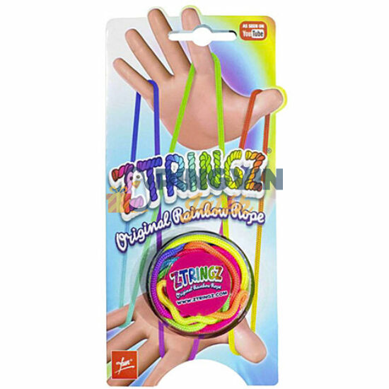 Ztringz: Az eredeti szivárványfonál - Flair Toys