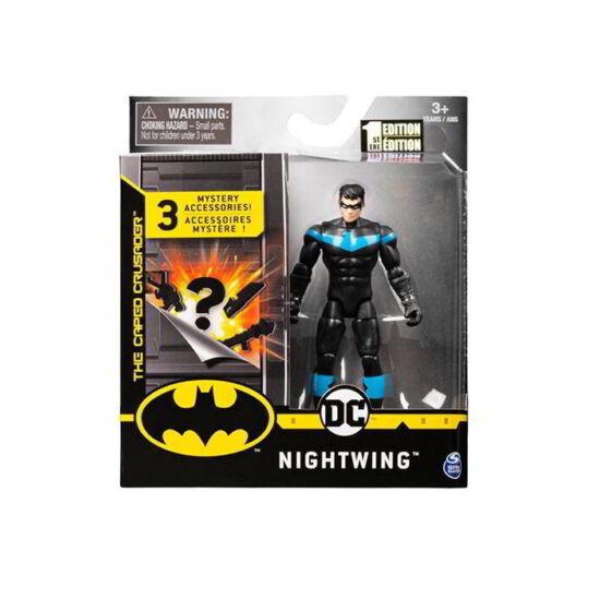 DC Batman 11cm-es figurák-Nightwing - Spin Master