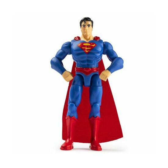 DC alap figura+3 kiegészítővel 11cm-es-Superman - Spin Master