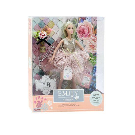 Emily divatbaba kiegészítőkkel, 30 cm 620103827