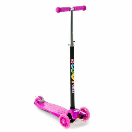 Háromkerekű roller, rózsaszín
