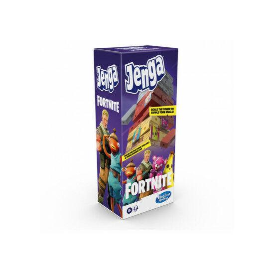 Hasbro - Fortnite Jenga társasjáték (E9480)
