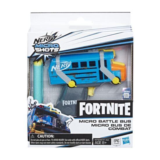 Nerf Fortnite Micro battle bus kilövő fegyver - Hasbro
