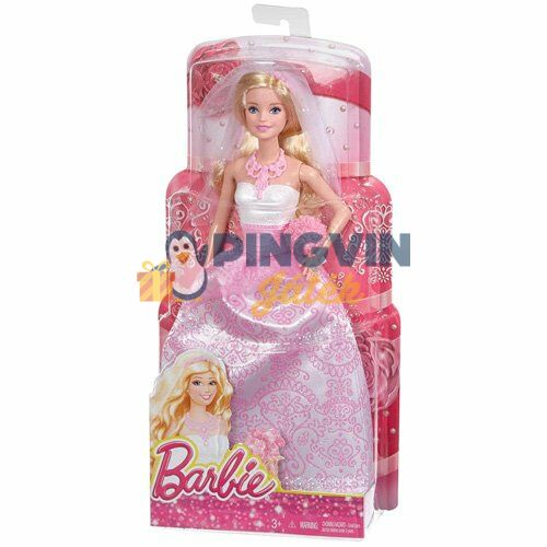 Barbie Menyasszony baba - Mattel
