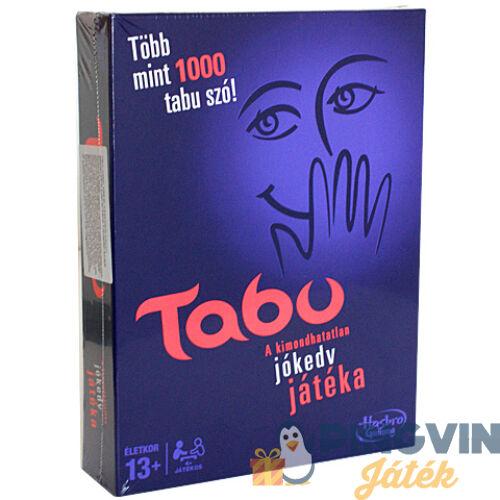 Hasbro - Tabu családi társasjáték