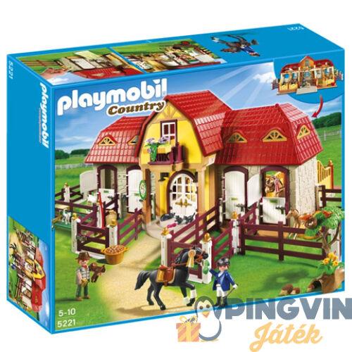 Playmobil: Lovarda 5221