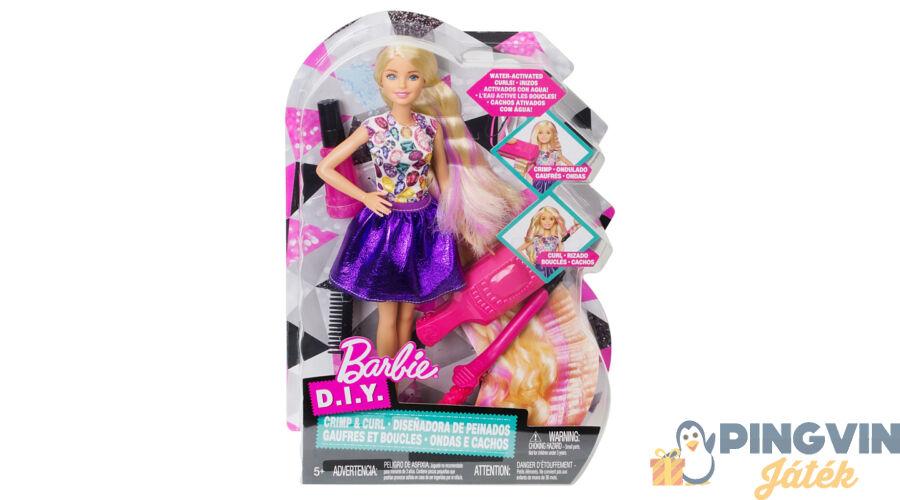 Barbie divatos frizurákkal - Mattel - 6.750 Ft - Barbie babák 049addbcf8