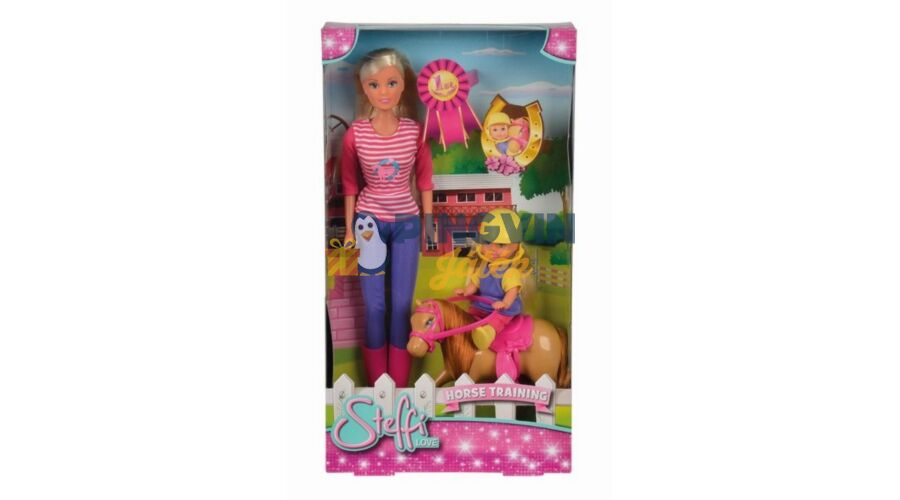 b59f230b8f11 Simba Toys Simba - Steffi Love: Évi pónival - 4.310 Ft - Steffi, Evi ...