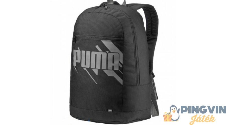 Puma Puma Pioneer iskolatáska hátizsák fekete színben 31 46 21 cm ... d18ee6306d