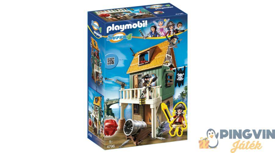 0ae2fd7a59 Playmobil Playmobil: Ruby a kalóztanyán 4796 - 17.890 Ft - Playmobil