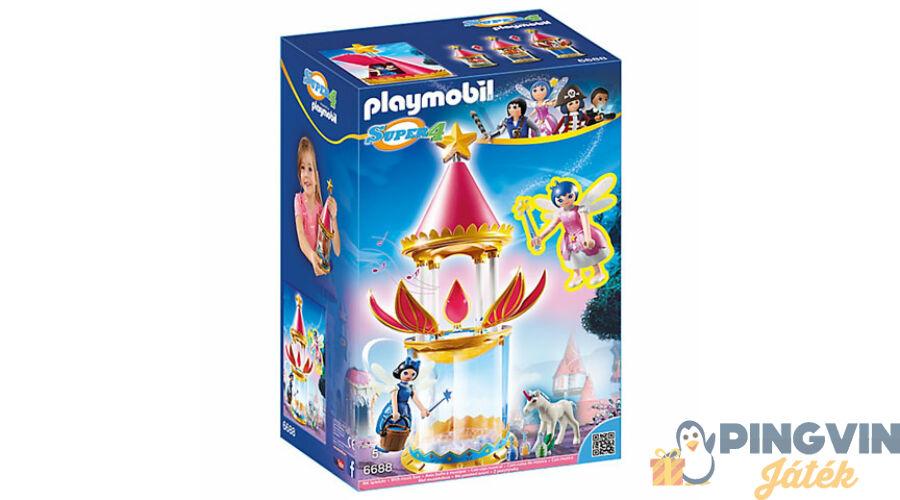 03c59630b7 Playmobil Playmobil: Csillogó-villogó zenetorony 6688 - 17.890 Ft ...