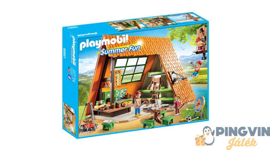 6dbe974436 Playmobil Playmobil: Hétvégi kalandház 6887 - 21.490 Ft - Playmobil