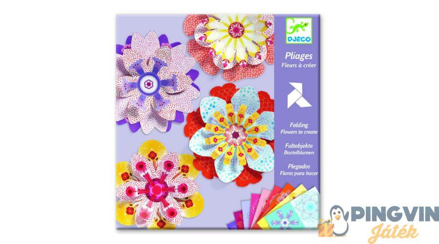 85200747a1d4 Djeco - Kreatív virágok saját kezűleg DJ9403 - 1.690 Ft - Egyéb ...