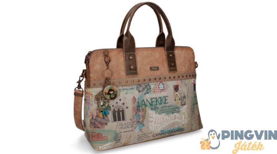 97da36a49f96 Anekke Venice közepes, lapos női táska Felnőtt kollekció 41*13*30 cm ...
