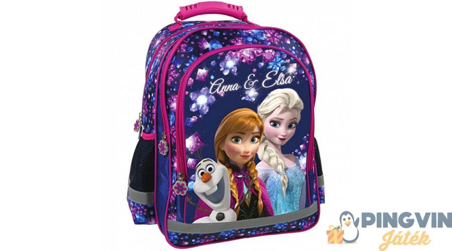0a0add16bb31 Derform Jégvarázs: Anna & Elsa ergonomikus iskolatáska hátizsák 39 ...