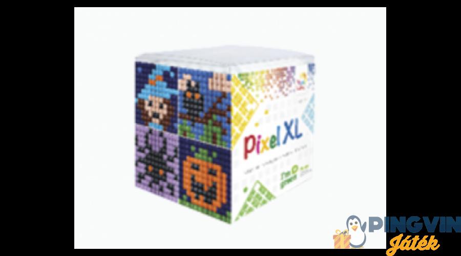 60c69bb1ee Pixel XL Halloween kocka 6x6 cm-alap+9 szín - Pixelhobby - 2.190 Ft ...