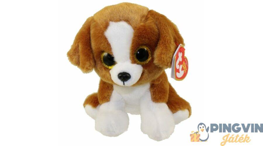 3d035fe601bb Beanie Boos 15 cm-es Snicky, barna-fehér kutya plüss - 1.990 Ft ...